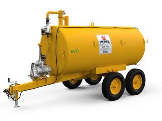 DAOL Vácuo Compressor 4000 L EVO