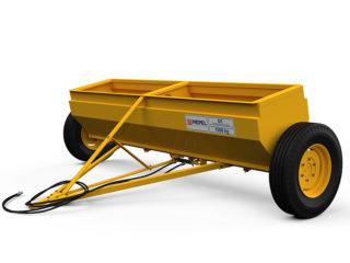 DC 1500 kg hidráulico