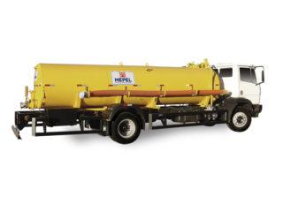 Distribuidor de Adubo Orgânico Líquido com Bomba Vácuo Compressor de Palhetas