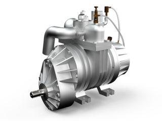 Bomba Vácuo Compressor de Palhetas
